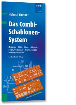 Abbildung von Lindner | Das Combi-Schablonen-System | 9., überarbeitete Auflage | 2018 | Heizungs-, Kälte-, Klima-, Lüf...