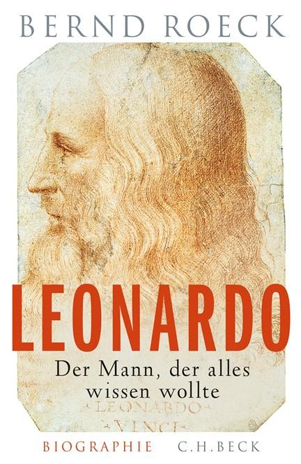 Cover: Bernd Roeck, Leonardo