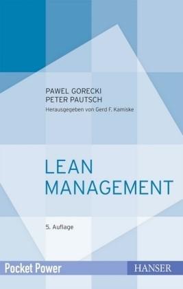 Lean Management | Gorecki / Pautsch, 2018 | Buch (Cover)