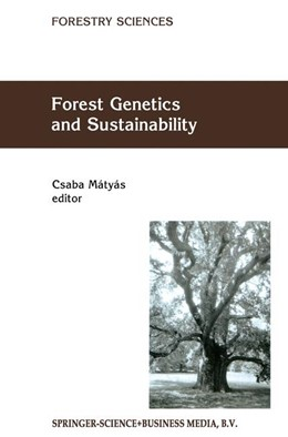Abbildung von Mátyás   Forest Genetics and Sustainability   1999   63