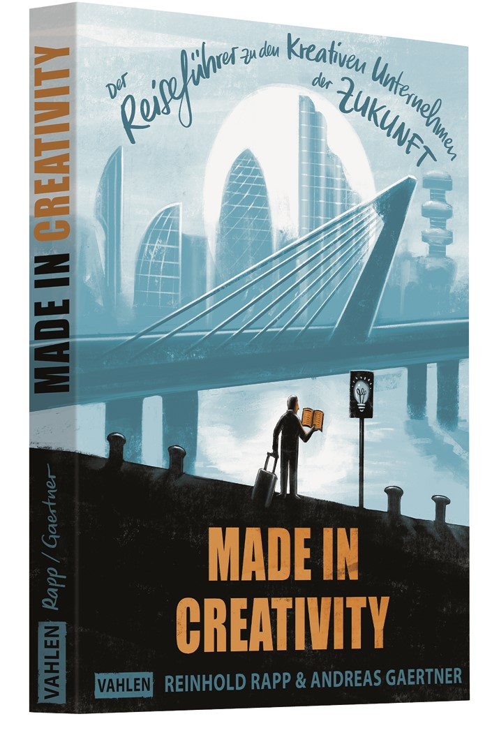 Made in Creativity | Rapp / Gaertner, 2019 | Buch (Cover)