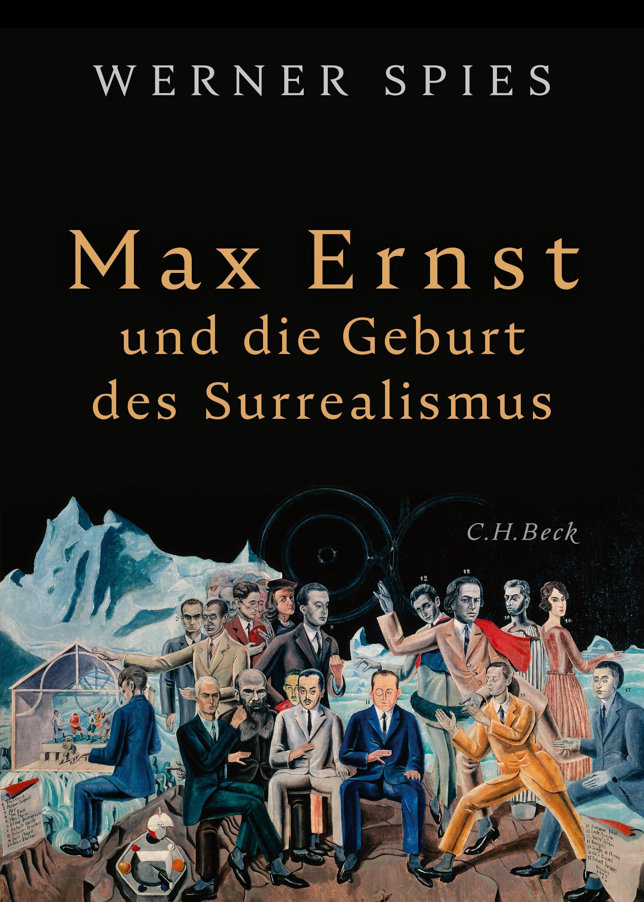 Max Ernst | Spies, Werner, 2019 | Buch (Cover)