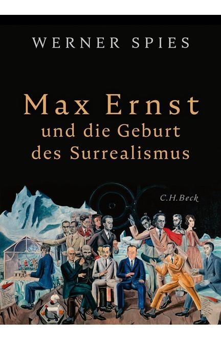 Cover: Werner Spies, Max Ernst