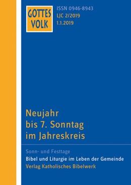Abbildung von Hartmann / Thome | Gottes Volk LJ C2/2019 | 1. Auflage | 2018 | beck-shop.de