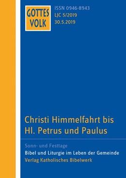 Abbildung von Hartmann / Thome | Gottes Volk LJ C5/2019 | 1. Auflage | 2019 | beck-shop.de