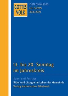 Abbildung von Hartmann / Thome | Gottes Volk LJ C6/2019 | 1. Auflage | 2019 | beck-shop.de