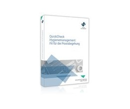 Abbildung von QuickCheck Hygienemanagement : Fit für die Praxisbegehung | 1. Auflage | 2018 | beck-shop.de