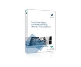 Abbildung von QuickCheck Medizinprodukteaufbereitung : Fit für die Praxisbegehung   1. Auflage   2018   beck-shop.de