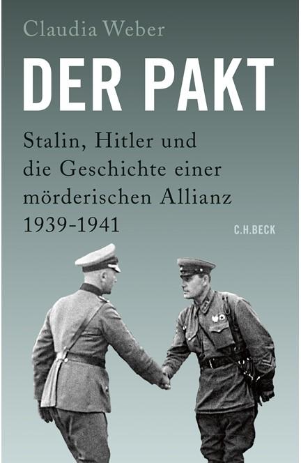 Cover: Claudia Weber, Der Pakt