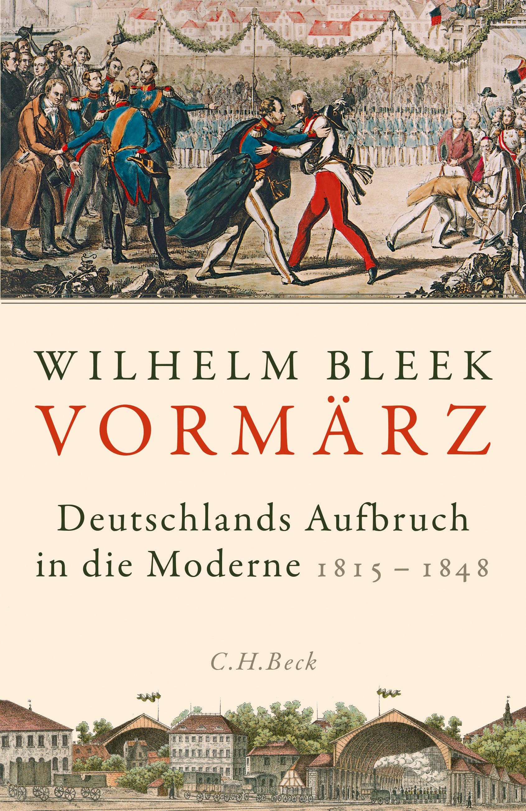 Vormärz | Bleek, Wilhelm, 2019 | Buch (Cover)