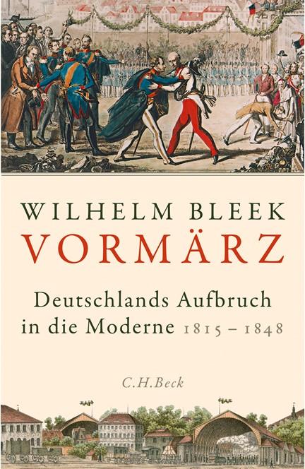 Cover: Wilhelm Bleek, Vormärz