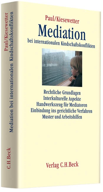 Mediation bei internationalen Kindschaftskonflikten | Buch (Cover)