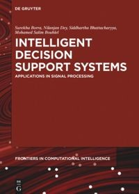 Intelligent Decision Support Systems   Borra, 2018   Buch (Cover)