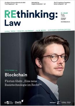 Abbildung von REthinking Law | 1. Auflage | 2021 | beck-shop.de