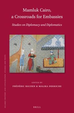 Abbildung von Bauden / Dekkiche | Mamluk Cairo, a Crossroads for Embassies | 2019 | Studies on Diplomacy and Diplo... | 161