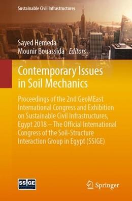 Abbildung von Hemeda / Bouassida | Contemporary Issues in Soil Mechanics | 1. Auflage | 2018 | beck-shop.de