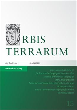 Abbildung von Rathmann | Orbis Terrarum 15 (2017) | 1. Auflage | 2018 | beck-shop.de