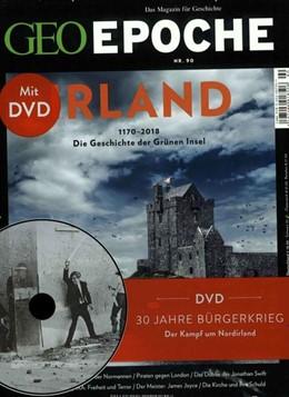 Abbildung von Schaper | GEO Epoche mit DVD 90/2018. Irland | 2018 | Die Geschichte der grünen Inse...