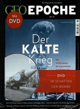 Abbildung von Schaper | GEO Epoche mit DVD 91/2018. Der Kalte Krieg | 2018 | 1947-1991
