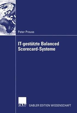 Abbildung von Preuss   IT-gestützte Balanced Scorecard-Systeme   1. Auflage   2003   beck-shop.de