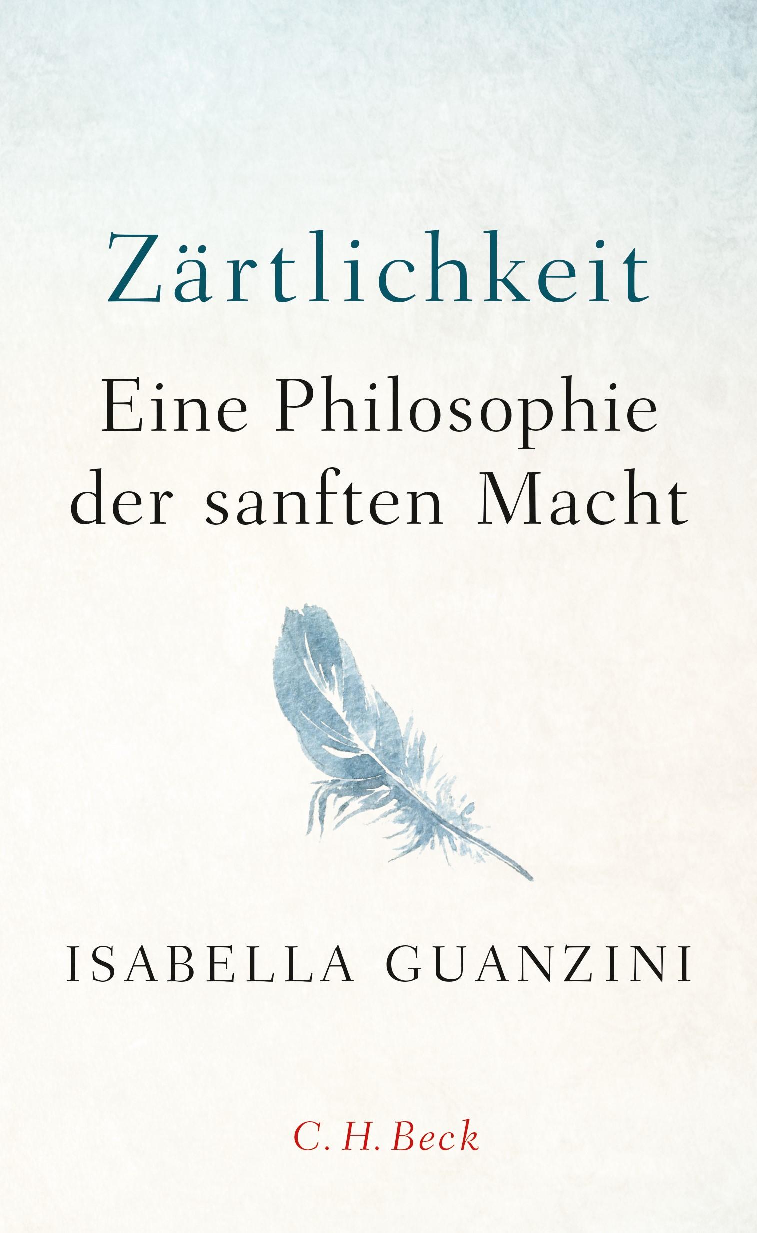 Zärtlichkeit   Guanzini, Isabella, 2019   Buch (Cover)
