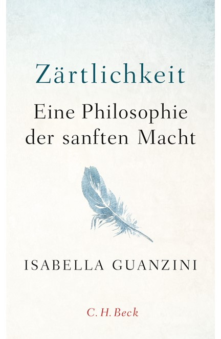 Cover: Isabella Guanzini, Zärtlichkeit