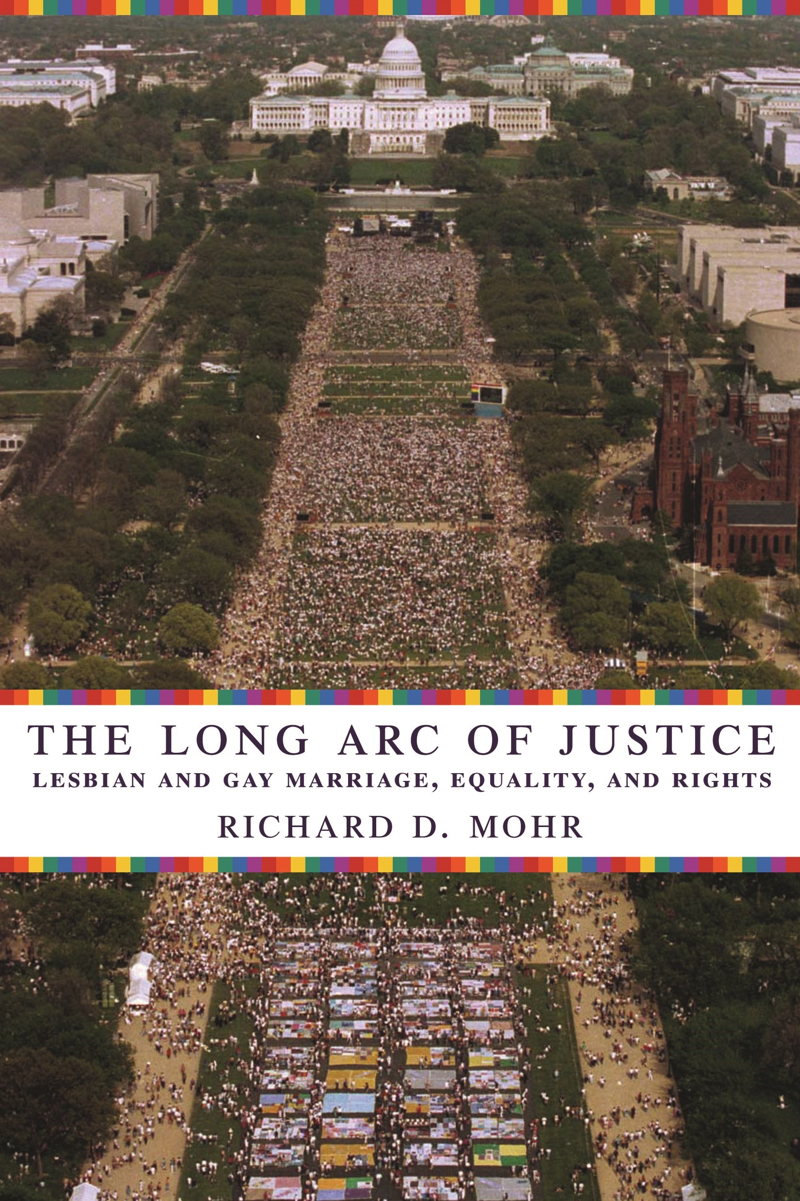 Abbildung von Mohr | The Long Arc of Justice | 2005