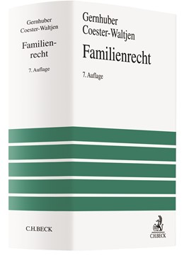 Abbildung von Gernhuber / Coester-Waltjen | Familienrecht | 7. Auflage | 2020 | beck-shop.de