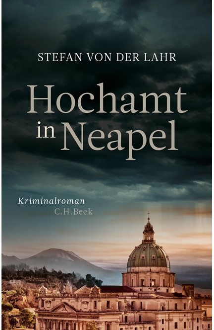 Cover: Stefan Lahr, Hochamt in Neapel