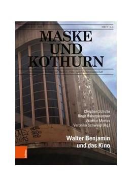 Abbildung von Mertes / Schweigl / Haberpeuntner / Schulte   Maske und Kothurn Jg. 60, 3-4 (2014)   Aufl.   2018   Internationale Beiträge zur Th...