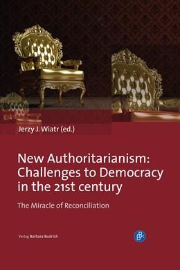 Abbildung von Wiatr | New Authoritarianism | 2019 | Challenges to Democracy in the...