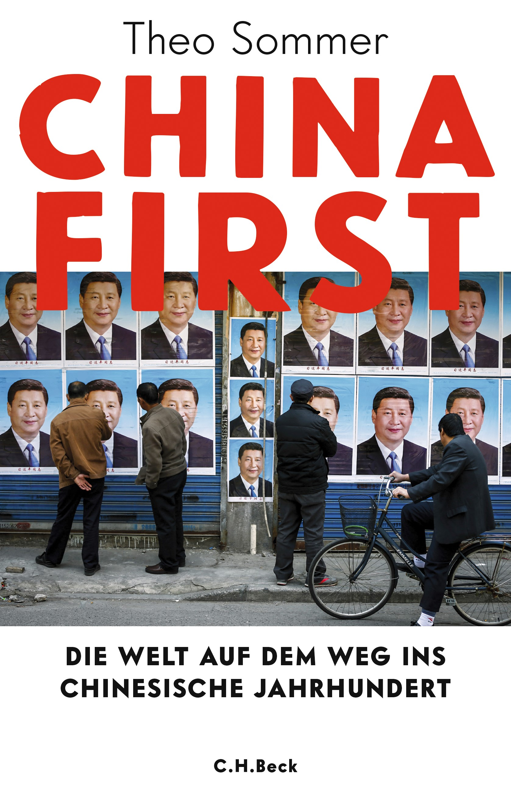 China First | Sommer, Theo, 2019 | Buch (Cover)
