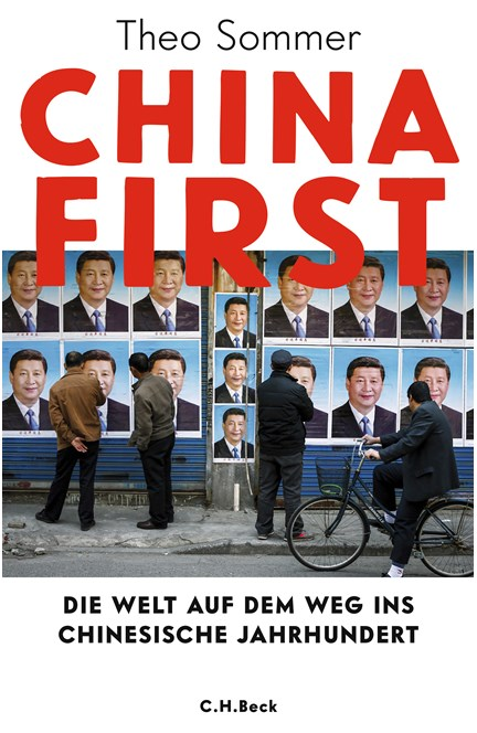 Cover: Theo Sommer, China First