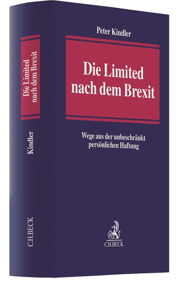 Die Limited nach dem Brexit | Kindler, 2019 | Buch (Cover)