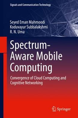 Abbildung von Mahmoodi / Subbalakshmi   Spectrum-Aware Mobile Computing   1. Auflage   2019   beck-shop.de