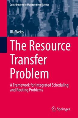 Abbildung von Weiss | The Resource Transfer Problem | 1. Auflage | 2019 | beck-shop.de