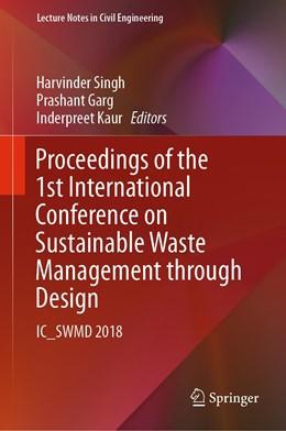 Abbildung von Singh / Garg | Proceedings of the 1st International Conference on Sustainable Waste Management through Design | 1. Auflage | 2018 | 21 | beck-shop.de