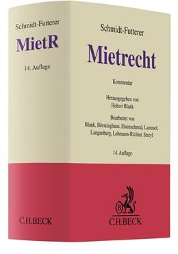 Abbildung von Schmidt-Futterer | Mietrecht: MietR | 14., neu bearbeitete Auflage | 2019 | Großkommentar des Wohn- und Ge...