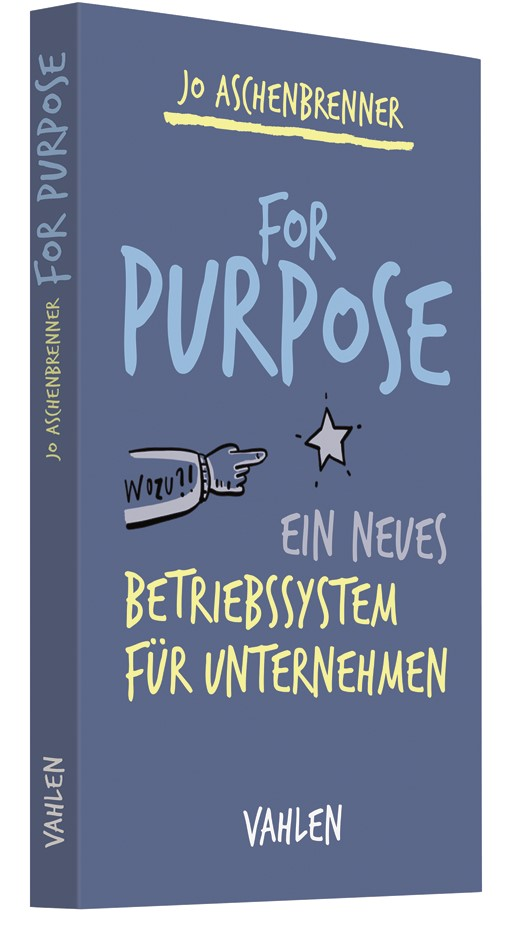 For Purpose | Aschenbrenner, 2019 | Buch (Cover)