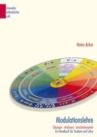 Modulationslehre | Acker, 2009 | Buch (Cover)