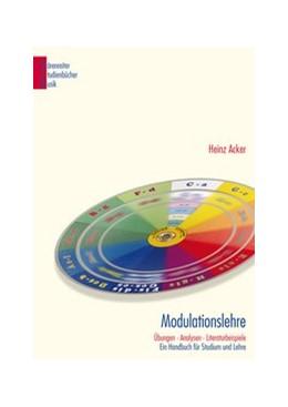 Abbildung von Acker | Modulationslehre | 2009 | Übungen - Analysen - Literatur... | 17