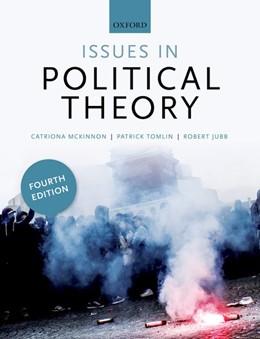 Abbildung von McKinnon / Jubb / Tomlin | Issues in Political Theory | 2019
