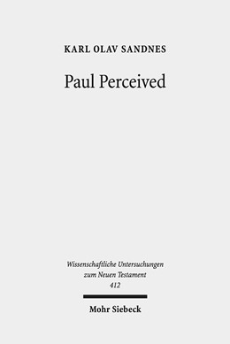 Abbildung von Sandnes | Paul Perceived | 2018 | An Interactionist Perspective ... | 412