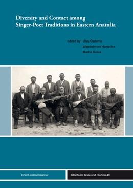 Abbildung von Özdemir / Hamelink / Greve (Hrsg.)   Diversity and Contact among Singer-Poet Traditions in Eastern Anatolia   2019   40