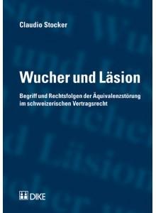 Wucher und Läsion | Stocker | Buch (Cover)