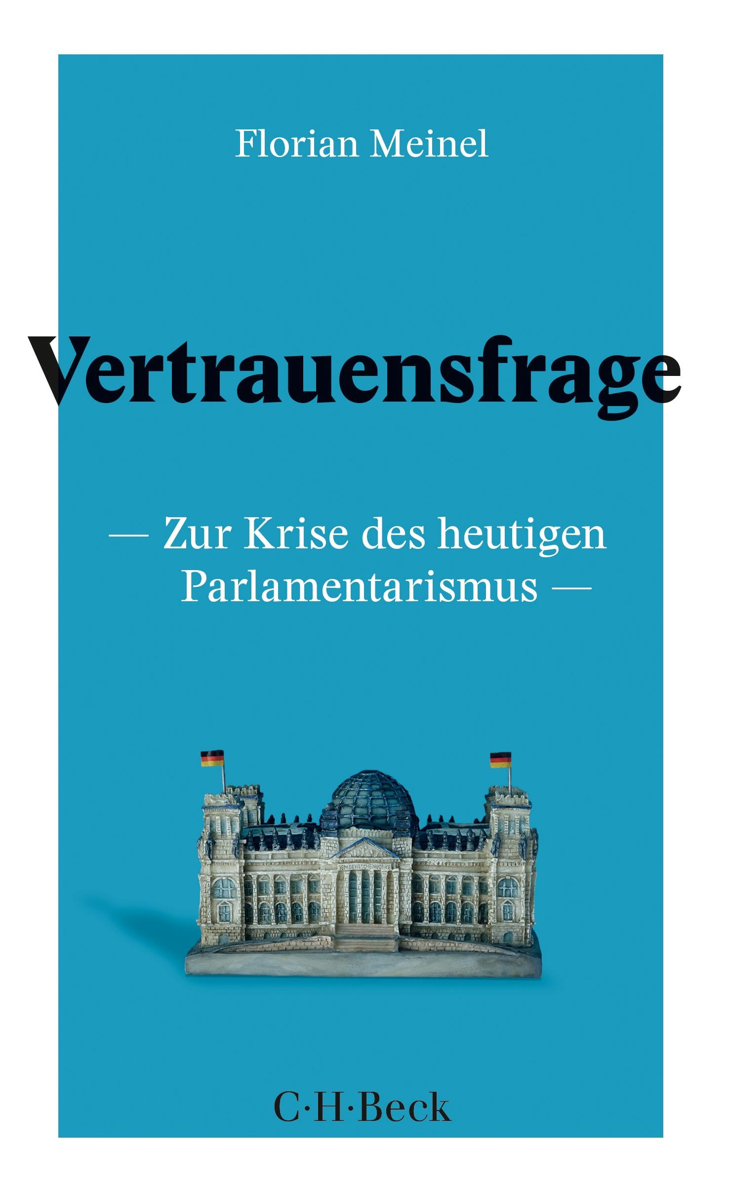 Vertrauensfrage | Meinel, Florian, 2019 | Buch (Cover)