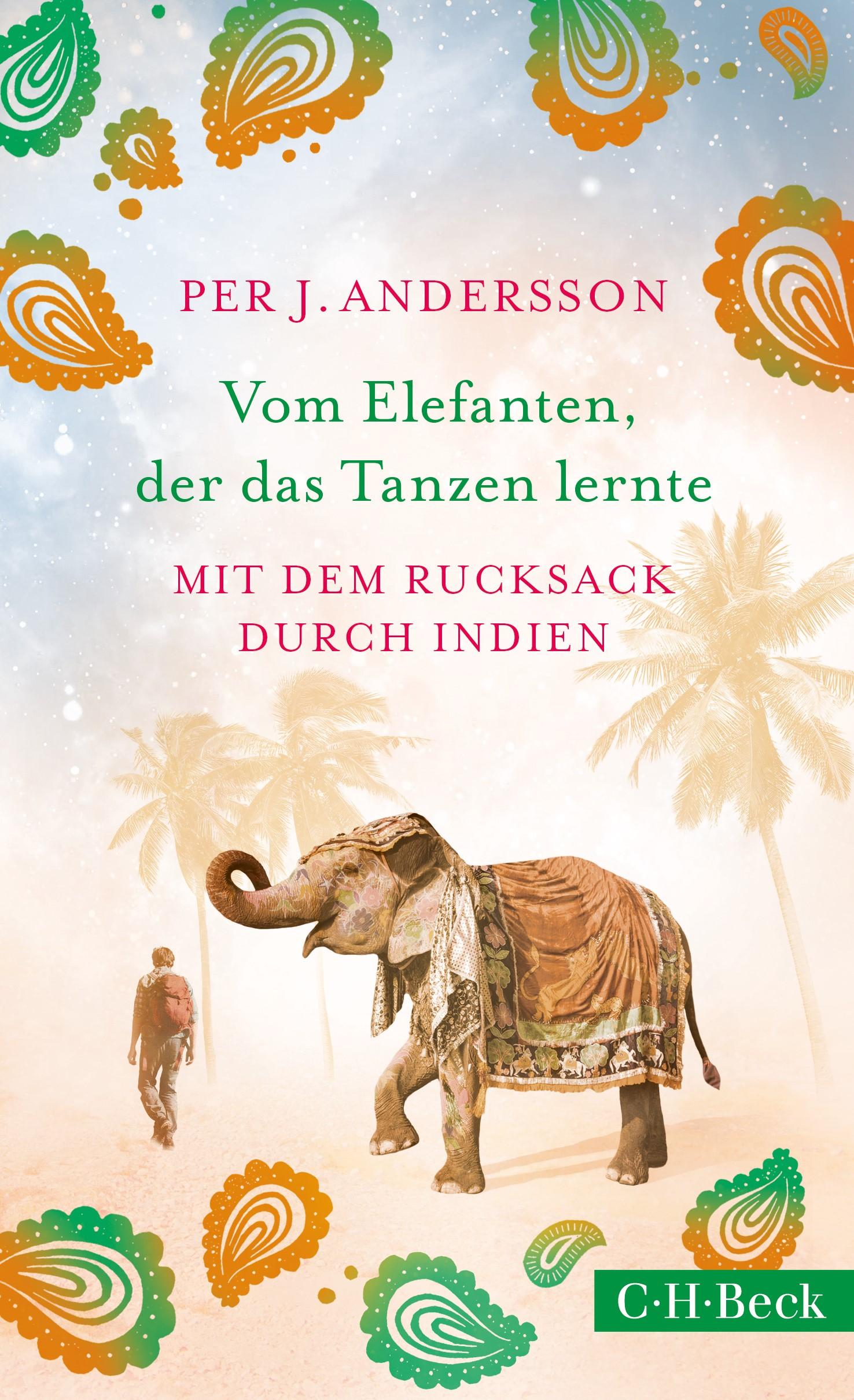 Vom Elefanten, der das Tanzen lernte | Andersson, Per J., 2019 | Buch (Cover)