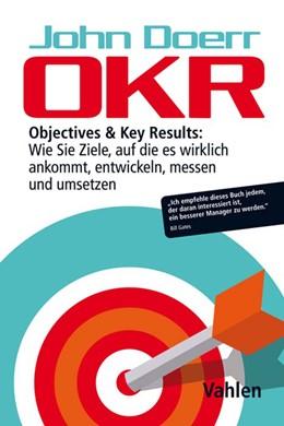 Abbildung von Doerr   OKR   1. Auflage   2018   beck-shop.de