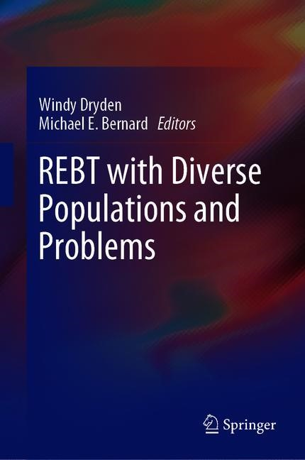 REBT with Diverse Client Problems and Populations | Dryden / Bernard | 1st ed. 2019, 2018 | Buch (Cover)