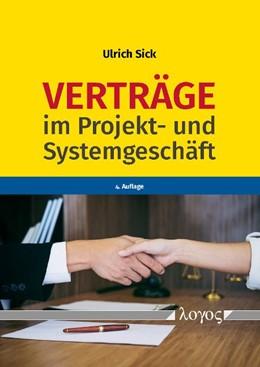Abbildung von Sick | Verträge im Projekt- und Systemgeschäft | 1. Auflage | 2018 | beck-shop.de
